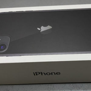 Apple iPhone 11 64GB Black καινούργιο ζελατίνα