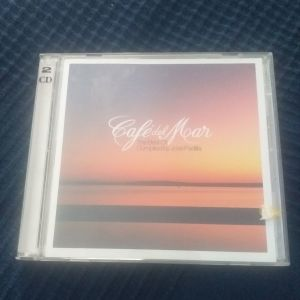 2 CD CAFÉ DEL MAR – The Best Of / Compiled by Jose Padilla