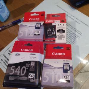 Μελάνια Canon 512 / 540 / 510 / BX-3