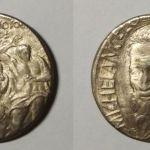 Αναμνηστικό μετάλλιο Michelangelo, ασήμι, συλλεκτικό, σπάνιο, coins
