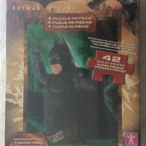 Παζλ BATMAN BEGINS  (σφραγισμένο)