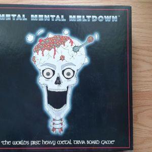 METAL MENTAL MELTDOWN 2,664 ΕΡΩΤΗΣΕΙΣ 1999 ΣΠΑΝΙΟ ΕΠΙΤΡΑΠΕΖΙΟ ΠΑΙΧΝΙΔΙ