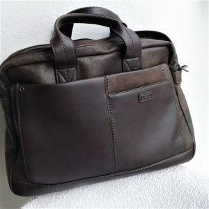 Επαγγελματική Τσάντα Χειρός Gabol + Δώρο τσάντα Triton