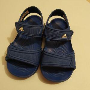 Adidas παπούτσια θαλάσσης μπλε Νο 24
