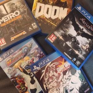 PS4 Games - PS4 Παιχνίδια