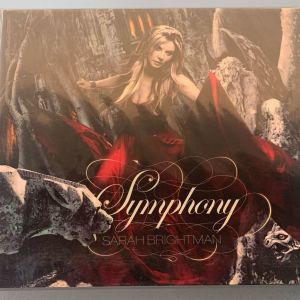 Sarah Brightman - Symphony cd album