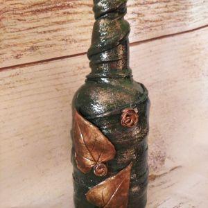 Διακοσμητικο μπουκάλι (27 εκ.)