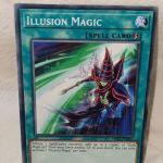 ILLUSION MAGIC -YuGiOh