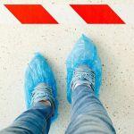 Σετ 100 καλύμματα παπουτσιών για τον Αυτόματο διανομέα καλυμμάτων Beper