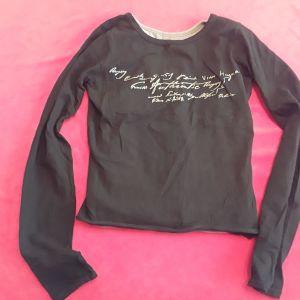 Μπλούζα/φανελάκι μαύρο γκρί