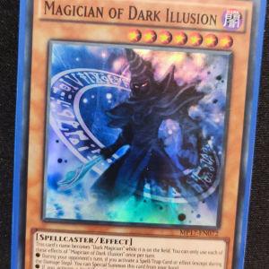 Magician of Dark Illusion Super Rare