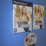 HANNA MONTANA SPOTLIGHT WORLD TOUR - PS2