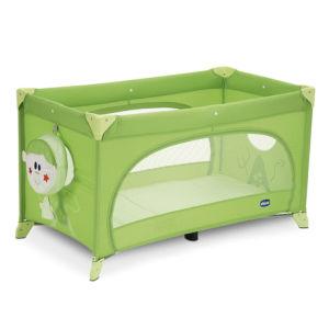 Chicco Παρκοκρέβατο Easy Sleep Green