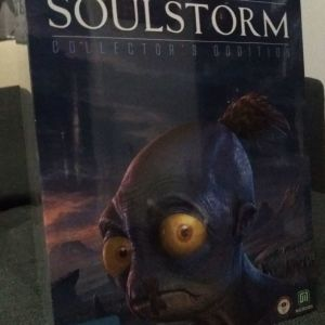 Oddworld Soulstorm Collector's Edition PS4