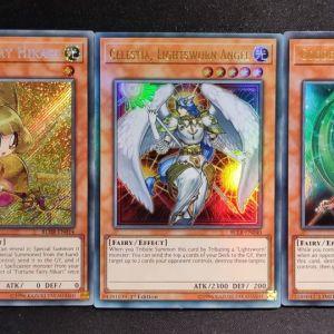 Fairy set 3 cards