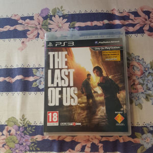 the last of us  παιχνίδι ps3
