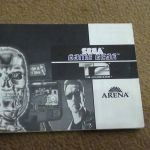 t2 the arcade game manual sega game gear