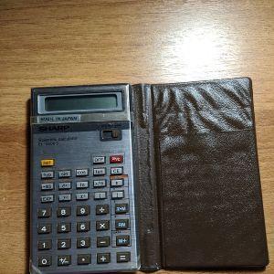 """Επιστημονικό κουμπιουτερ τσέπης SHARP """"EL- 5806s"""""""