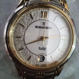 Vintage Romanson MGP 23K ρολοι