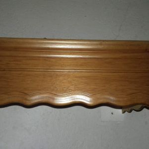 κουρτινόξυλα ξύλινα