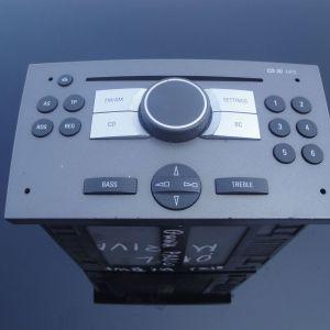 Ράδιο/Cd/Κασετόφωνο Opel Meriva 2003-2008 1700 cc