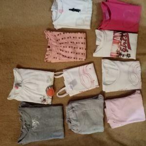 Ρούχα για κοριτσάκι 3-4 ετών