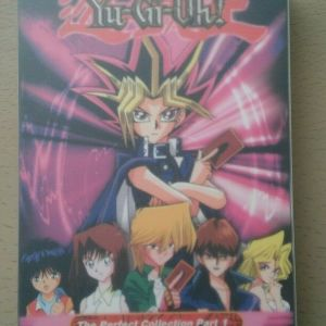 YU-GI-OH THE PERFECT COLLECTION PART 1,2,4