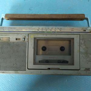 ραδιοκασσετοφωνο παλαιο,JVC RC-S2R,MADE IN JAPAN