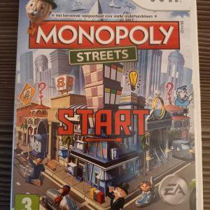 Monopoly streets για wii