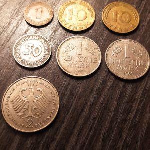 Γερμανικά νομίσματα...