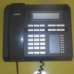 Unify τηλέφωνο για τηλεφωνικά κέντρα