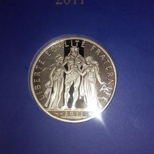 1000 ευρό gold france 2011