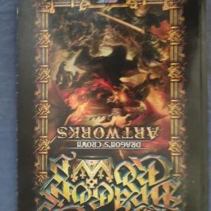 dragon's crown artbook ps3