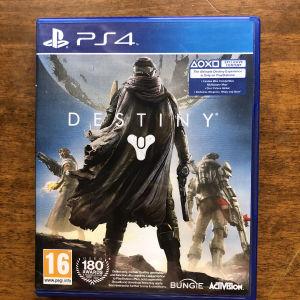 Destiny PS4 games