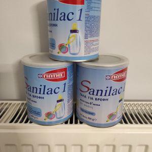 Sanilac 1 βρεφικό γάλα