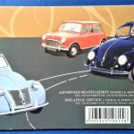 Γραμματόσημ. Ααυτοκινητα που αφησαν εποχη ΕΛΤΑ 2005