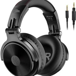 Ακουστικά Bluetooth OneOdio μπάσα 6 mm Χρόνος αναπαραγωγής: ≥80H Χρόνος φόρτισης: ≈3H Χρόνος αναμονής: ≥500H Αποτελεσματικό εύρος μετάδοσης: ≥10m