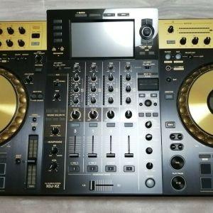 Pioneer DJ XDJ-XZ-N All In One DJ System - Gold