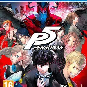 Persona 5 για PS4 PS5