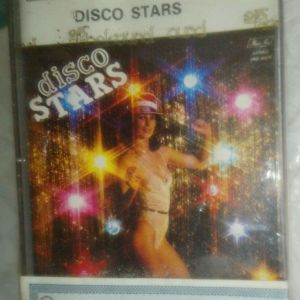 DISCO STARS-ΚΑΣΣΕΤΑ ΣΦΡΑΓΙΣΜΕΝΗ
