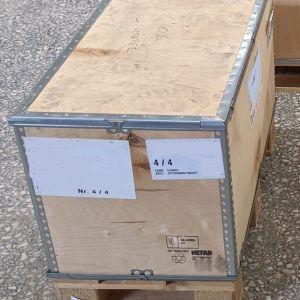 Ξύλινα παλετοκιβώτια μεγάλης αντοχής