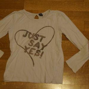 zara μπλουζα για 7-8χρ