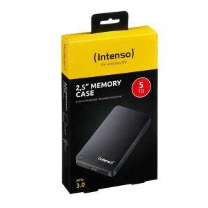 """Εξ. σκληρός δίσκος Intenso 6023580 2TB 2.5"""" USB 3.0 & Θήκη Intenso Μαύρο"""