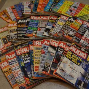 Γερμανικά περιοδικά Hi-Fi