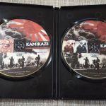 DVD 2 τεμ.Ταινια Μερος Α- Β *KAMIKAZE* Καινουργιο.