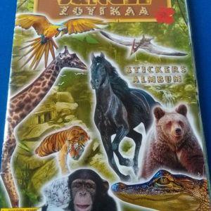ΑΛΜΠΟΥΜ THE JUNGLE - Η ΖΟΥΓΚΛΑ (1st Edition) AYTOKOΛΛΗΤΑ ΧΑΡΤΑΚΙΑ