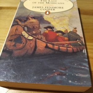 The last of the mohicans - J.F. Cooper (english)