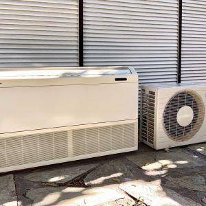 Κλιματιστικό PANASONIC 12.000 BTU Δαπέδου/Οροφής
