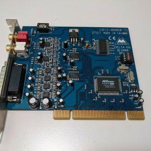 Κάρτα ήχου PCI - M-Audio 66 Delta series + Break Box