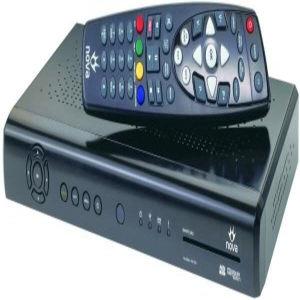 2 τεμ NOVABOX HD 831 πλήρες με το τηλεκοντρολ